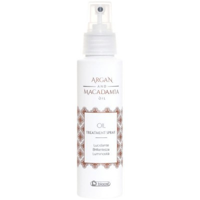 BIACRÉ Argan and Macadamia Oil lesk ve spreji na vlasy - 100 ml