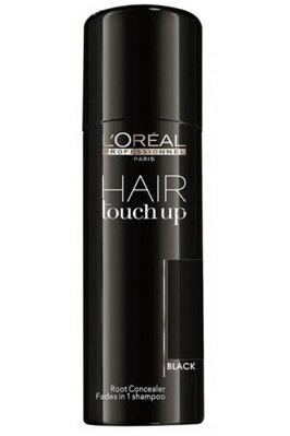 L'ORÉAL PROFESSIONEL Hair Touch Up Black - 75 ml