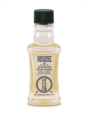 REUZEL Aftershave Wood & Spice voda po holení - 100 ml