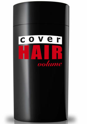 COVER HAIR Volume chocolate - 30 g